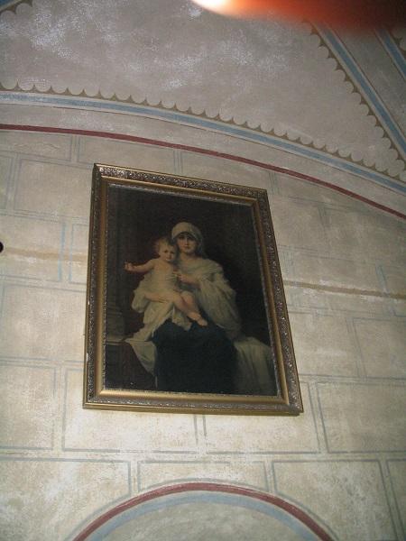 Nagycsalomjai Segítő Szűz  Csáky Károly felvételén