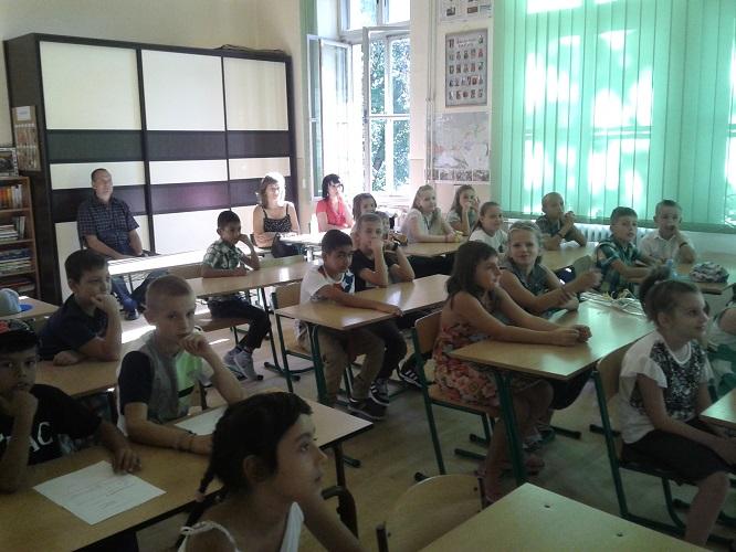 Osztályfőnöki óra