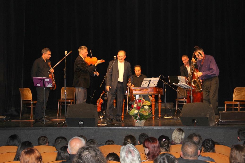 A Csík-zenekar
