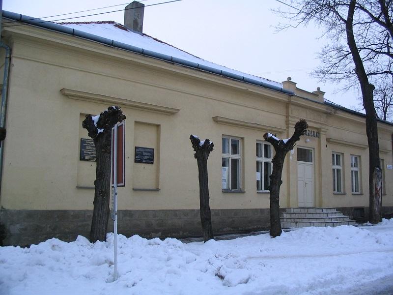 A Honti Múzeum Csáky Károly felvételén
