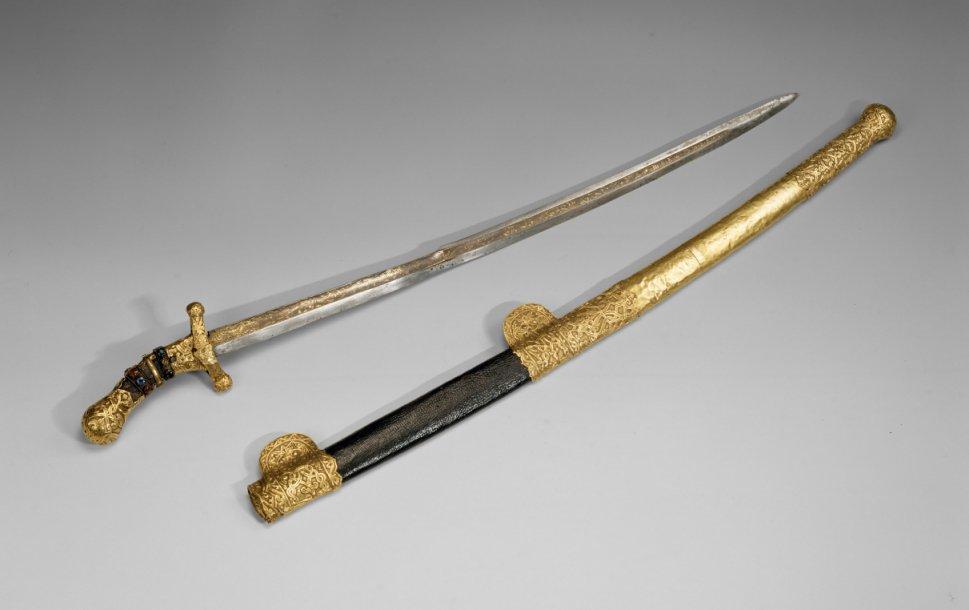 Attila kardja -