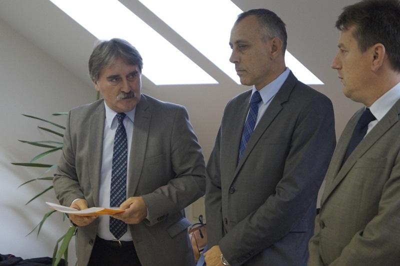 Bárdos Gyula a CSEMADOK tevékenységéről beszél