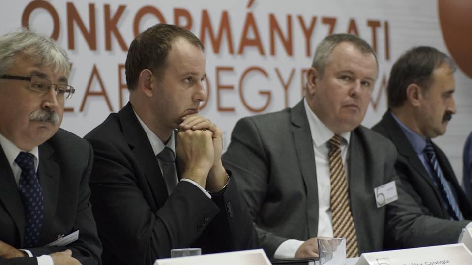 Géresi Róbert Csáky Csongor Tóth Tibor A. Szabó László