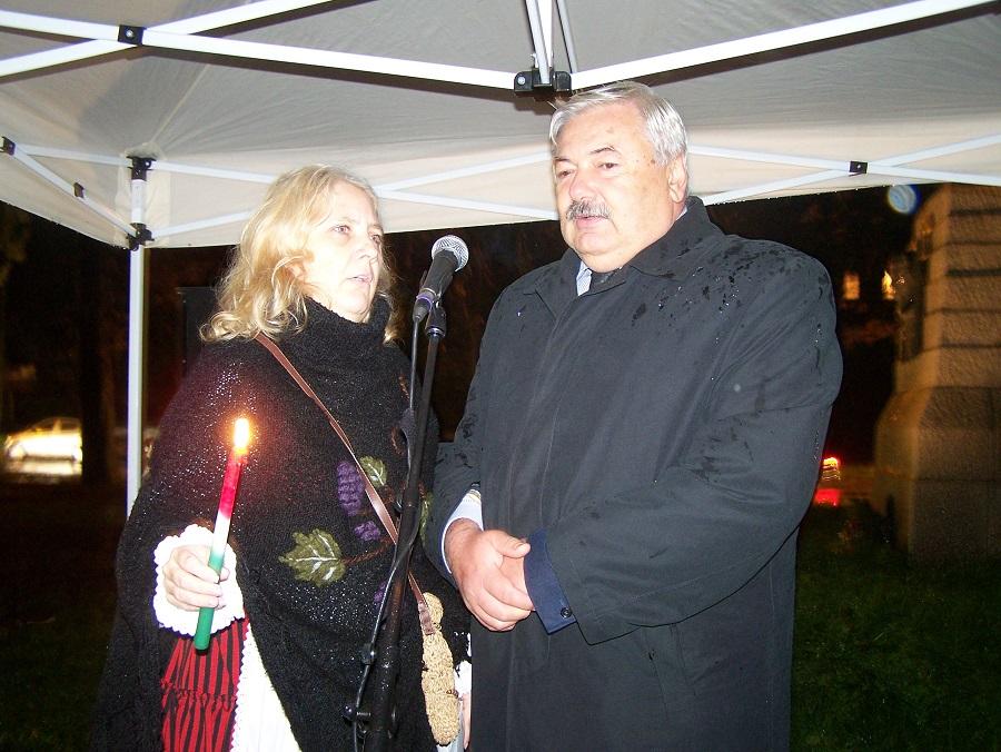 Lomnici Zoltán az Emberi Méltóság Tanácsának az elnöke