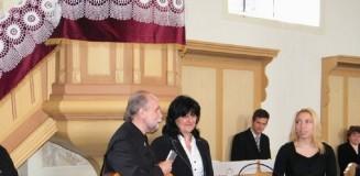Pünkösdi koncert a kistárkányi református templomban