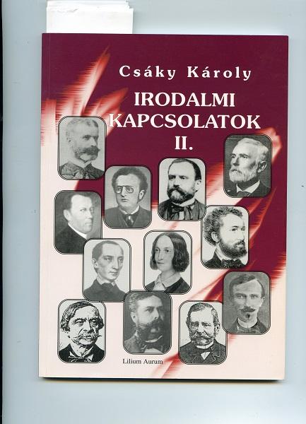 Pongrácz Lajos a szerző kötetének címlapján