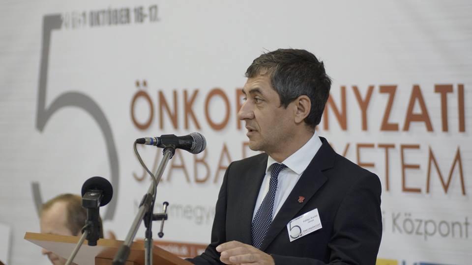 Potápi Árpád János magyar nemzetpolitikáért felelős államtitkár