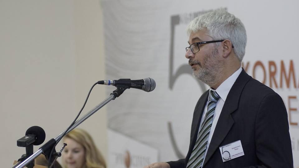 Skapinyecz Péter a Magyar Nemzeti Kereskedőház KKH igazgatója