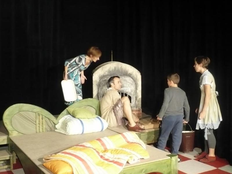 Színházi nevelési program 1