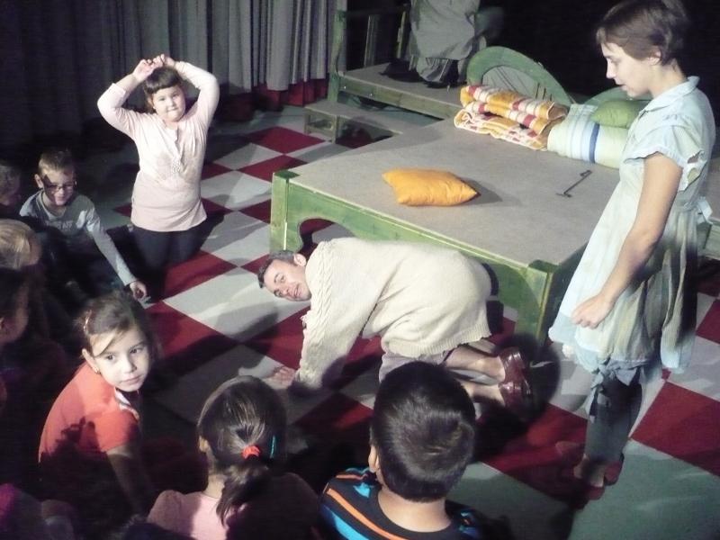 Színházi nevelési program 2
