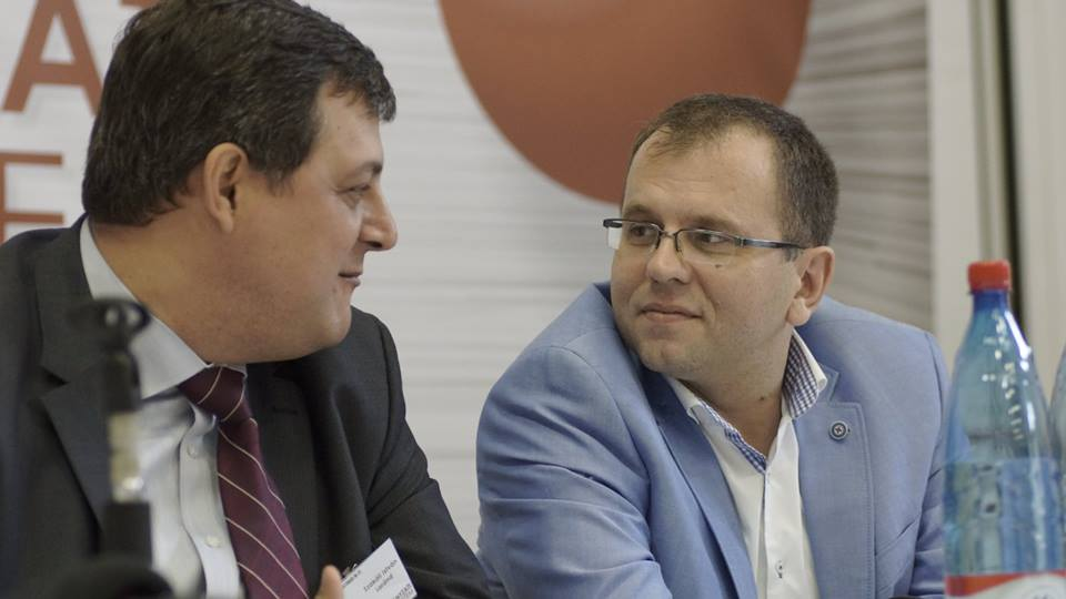 Szakáli István Loránd és Őry Péter