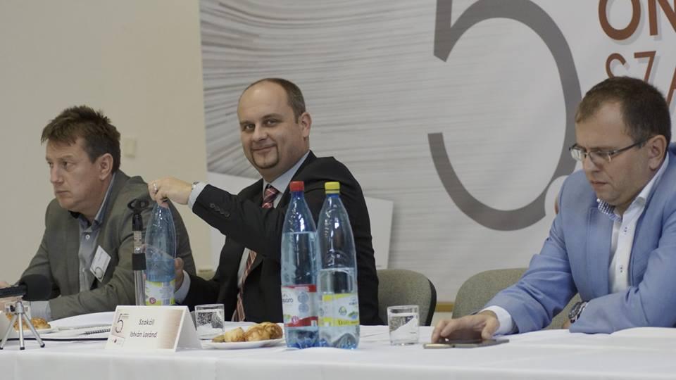 Varga Péter Domin István és Őry Péter