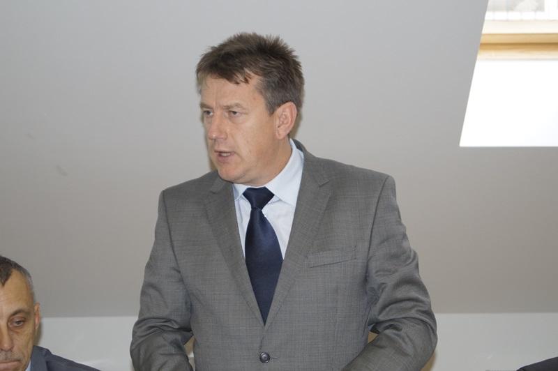 Varga Péter a GAZDA Polgári Társulás elnöke