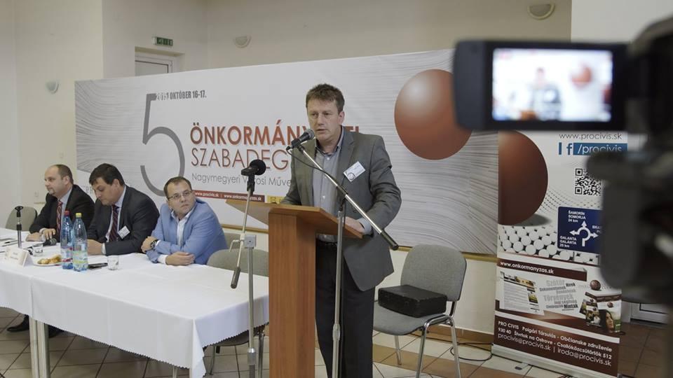 Varga Péter a Gazda Polgári Társulás elnöke a Felvidéki értéktárról beszélt