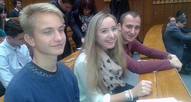 A pozsonyi diákok