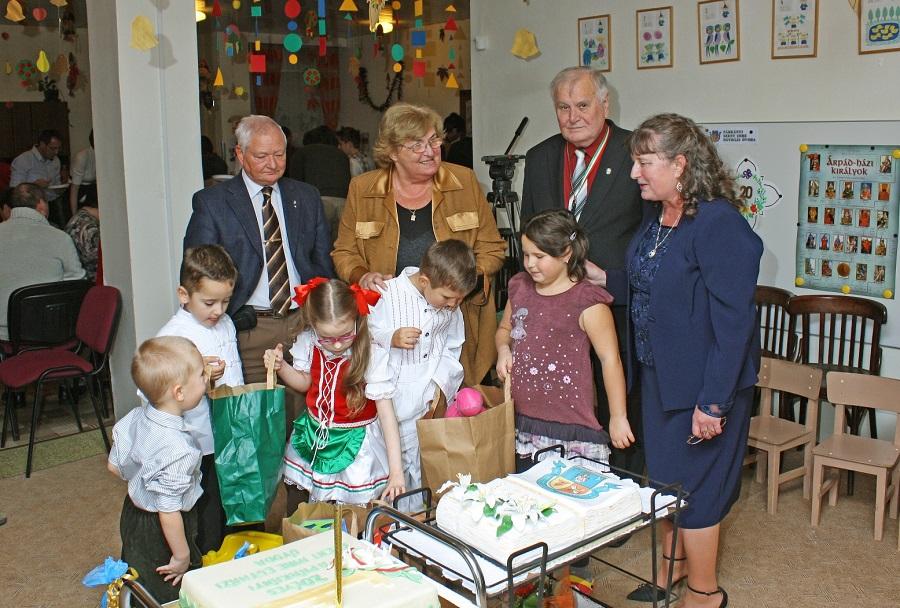 Az ünnepi torták