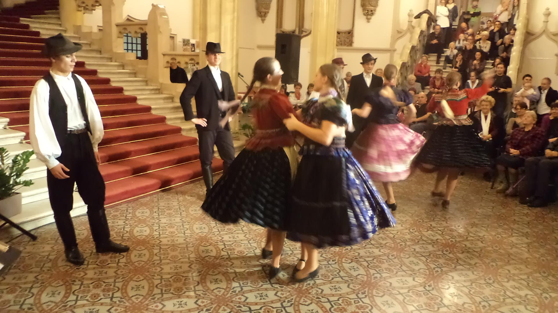 Az Ilosvai második táncrendje