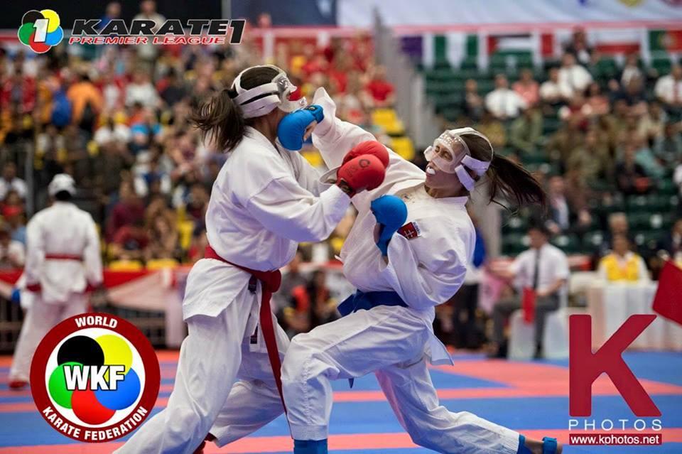 Bogárová Dominika negyedik leg a vb-n