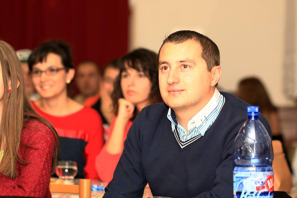 Cziprusz Zoltán is  a kvízesten