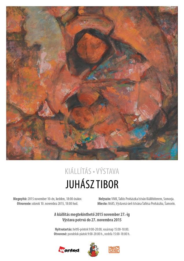 JuhászTibor plakát 2015