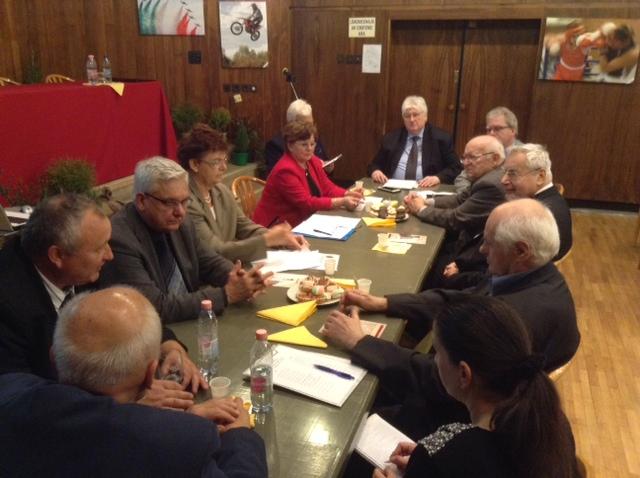 Kecskemét TIT Határon Túli Szakosztály alakuló ülése