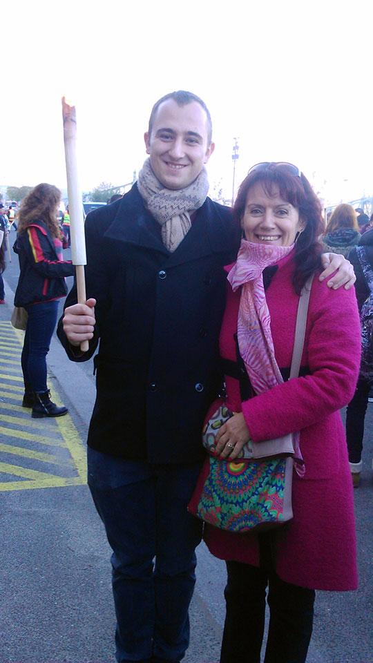Kulcsár Mónika tanárnővel