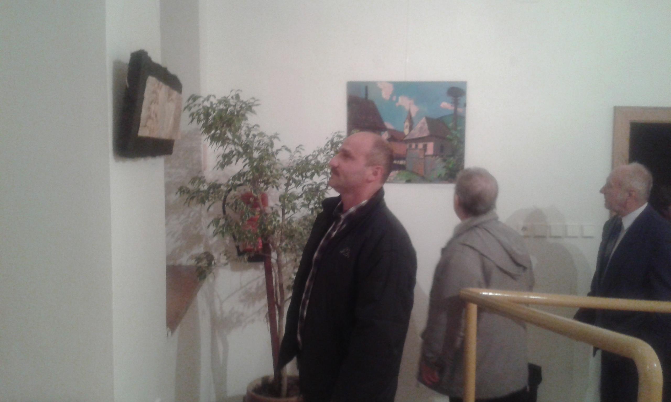 Nagy György megyei képviselő is részt vett a megnyitón