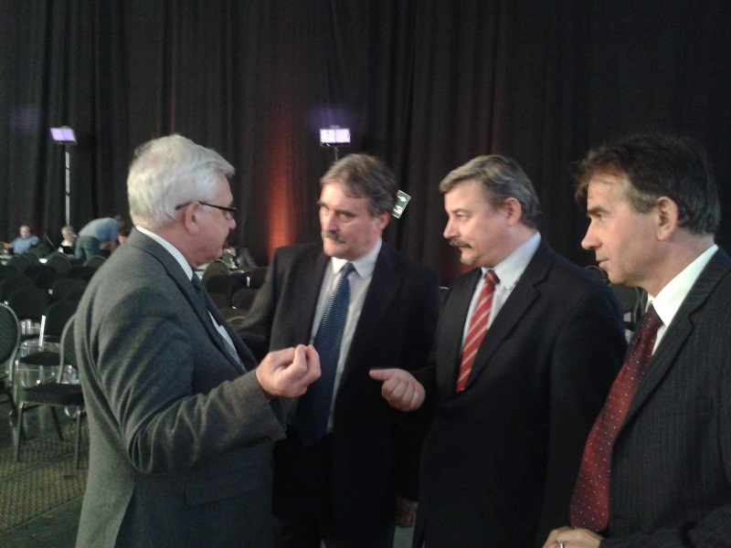 Felvidékiek eszmecseréje a Fidesz tisztújító kongresszusán