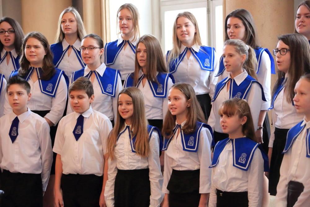 Adventi koncert Pozsony