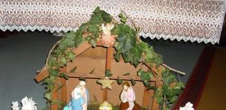 Bernecei betlehem Csáky Károly felvételén