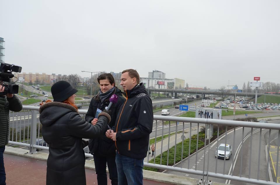 Ilko Zoltán és Nagy Dávid nyilatkozik az M1-nek