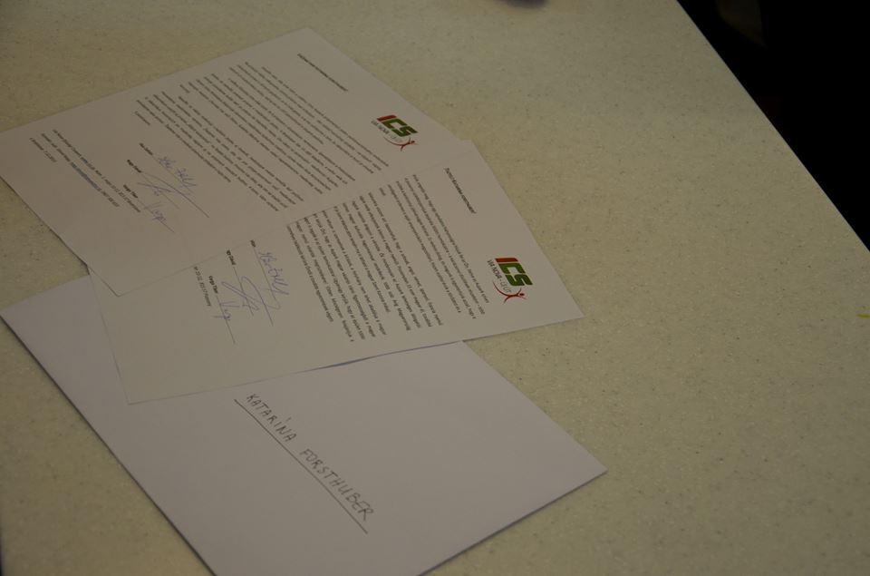 Kétnyelvű levél