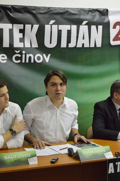 Gubík László