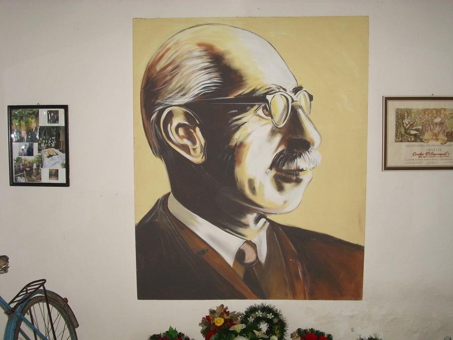 Képek a falon - Csáky Károly felvételén