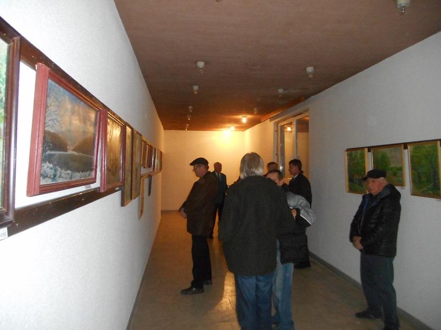 Sziklai Károly kiállítása 1