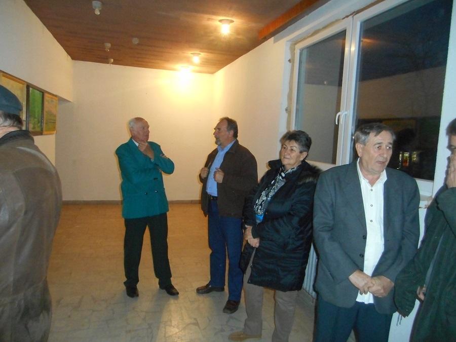 Sziklai Károly kiállítása 2