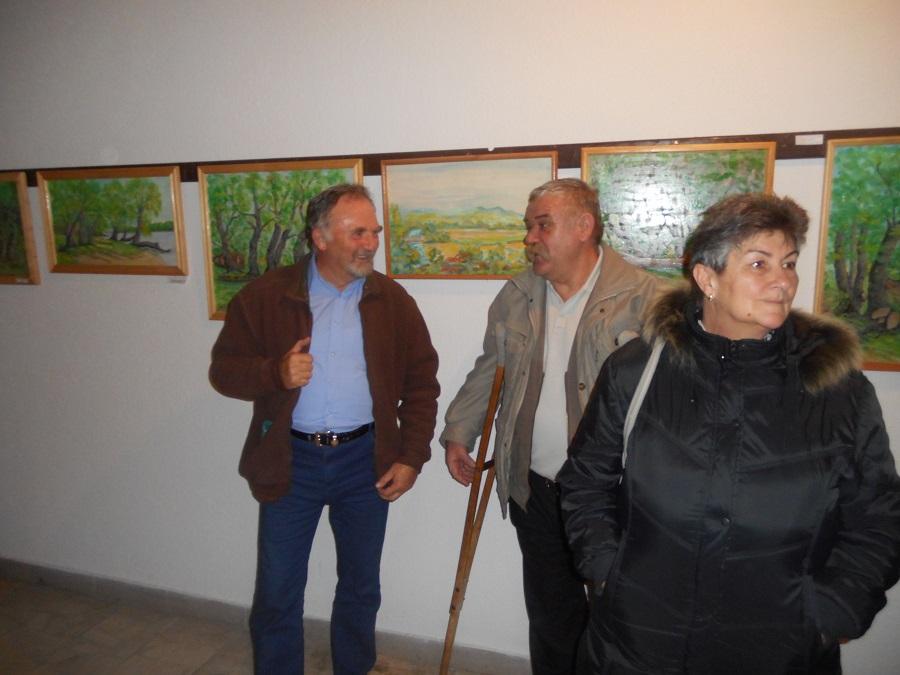 Sziklai Károly kiállítása 3