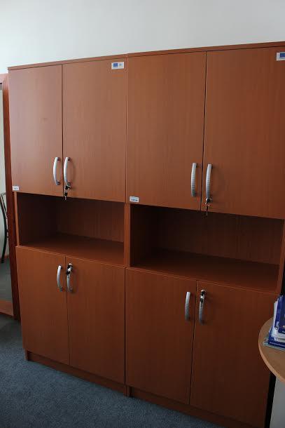 Új szekrények