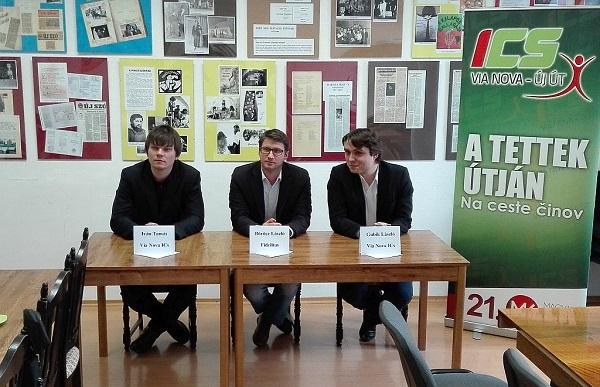 2016.2.25. - Novemberben Kassa lesz a V4 ifjúsági központja