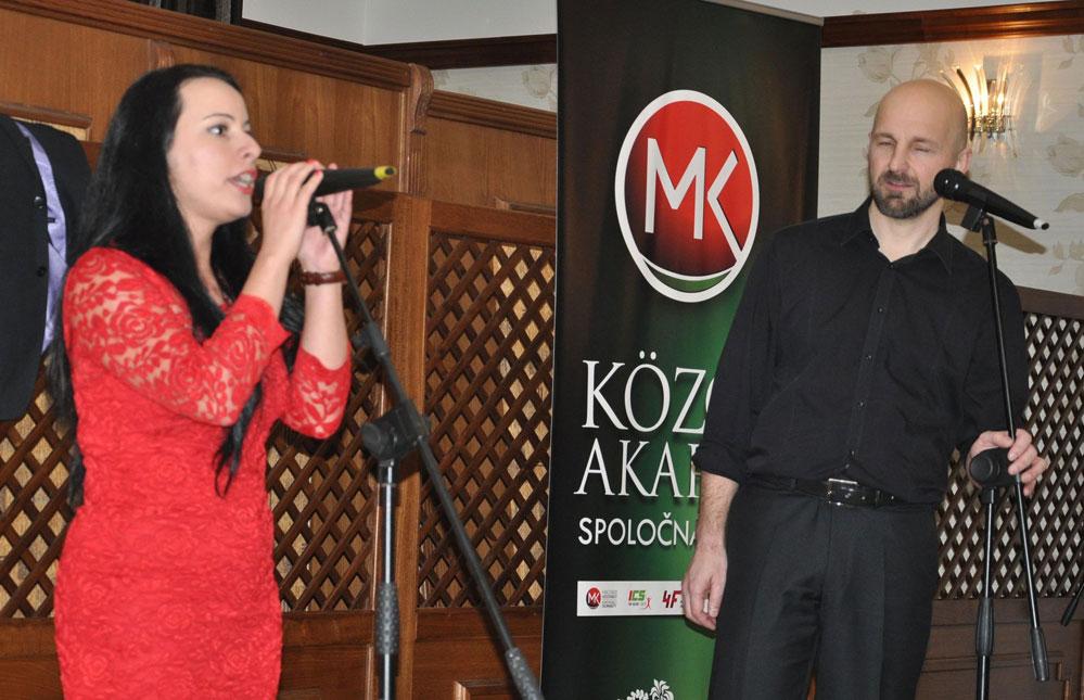 Bózsing Katalin és Derzsi György