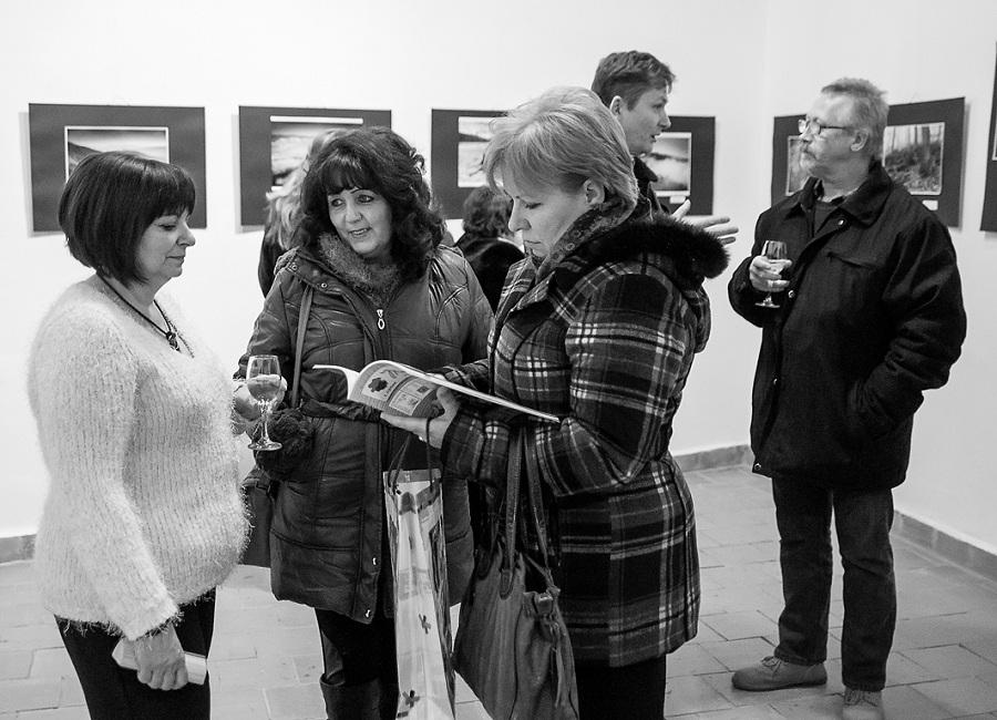 A tarcali kiállításmegnyitó