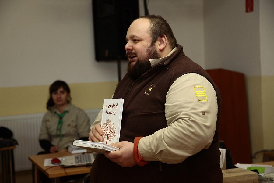 Csémi Szilárd a szövetség ügyvezető elnöke