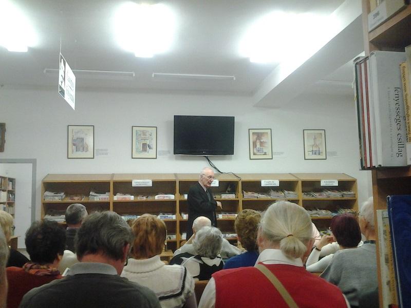 Horváth Lajos a somorjai táborról beszélt