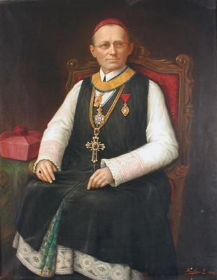 Ipolyvisk szülötte Fehér Ipoly Kálmán pannonhalmi főapár