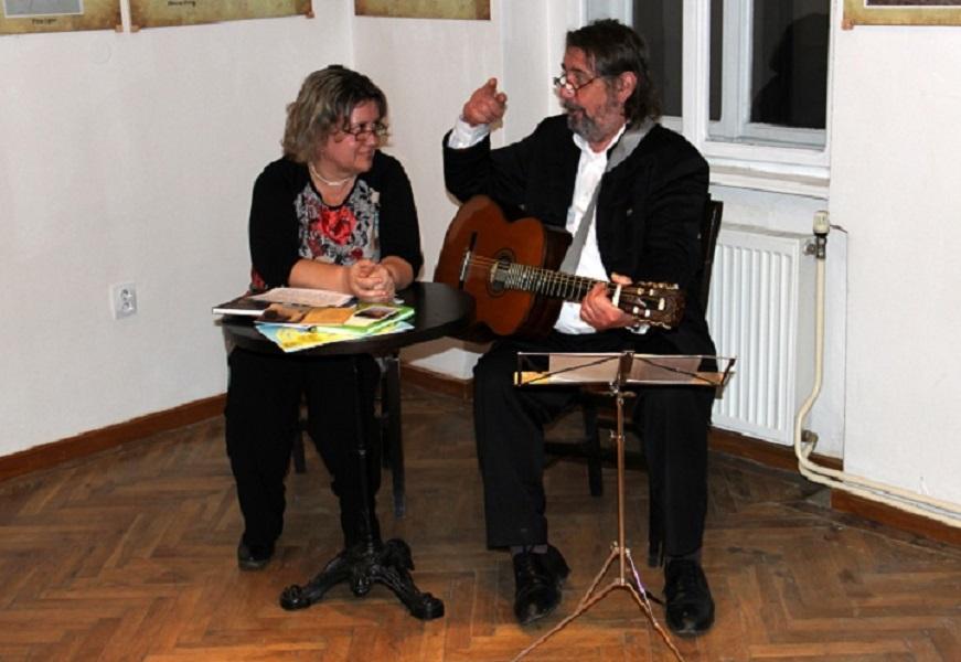 Pósa Judit és Dinnyés József