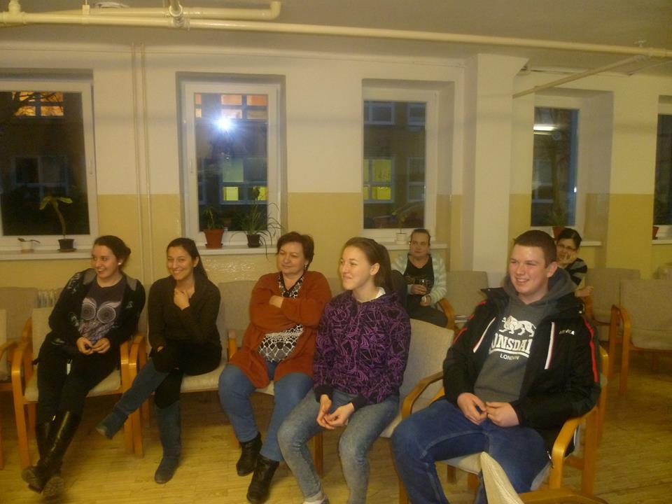 Tanárok is ellátogattak a délutánra