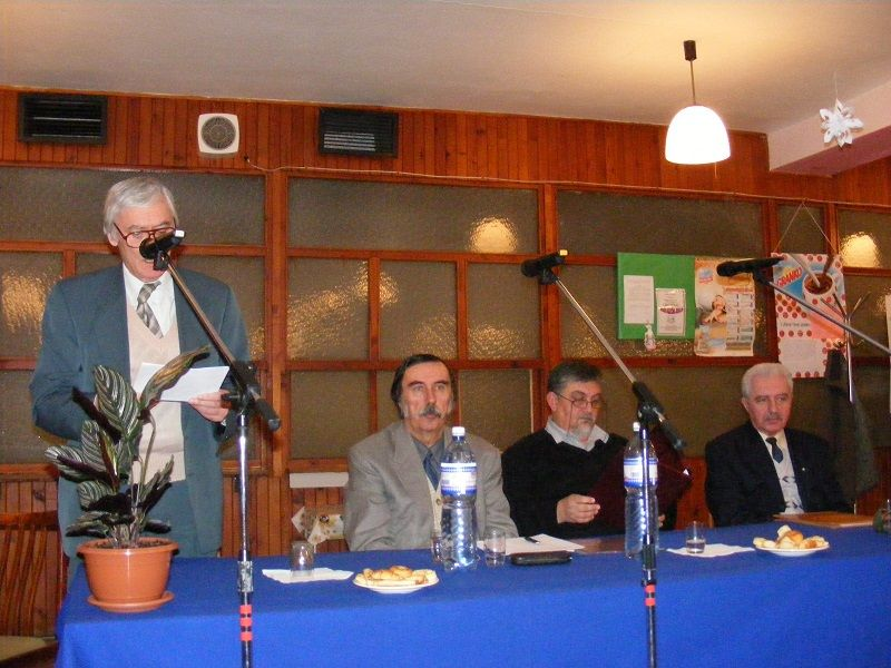 A 2011-es Gáspár-konferencia előadói