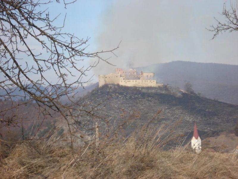 A vár 2012. március 10-én