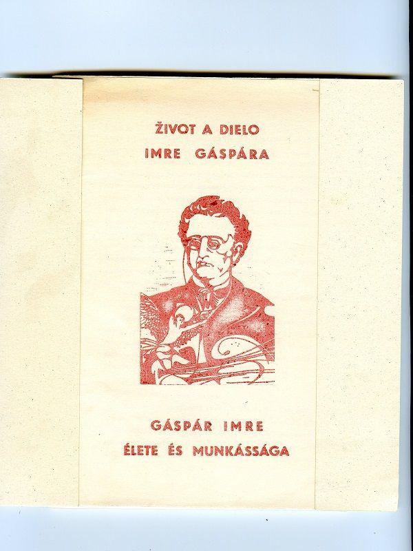 Az 1984-ben megjelentetett Gáspár-tanulmány