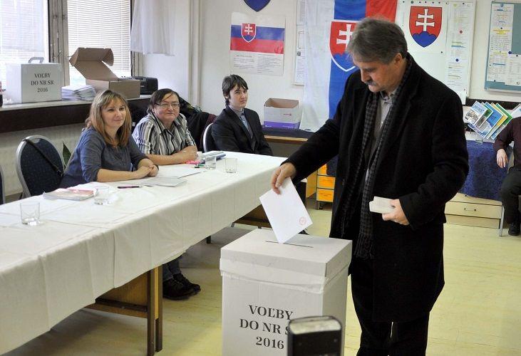 Bárdos Gyula Szencen szavazott